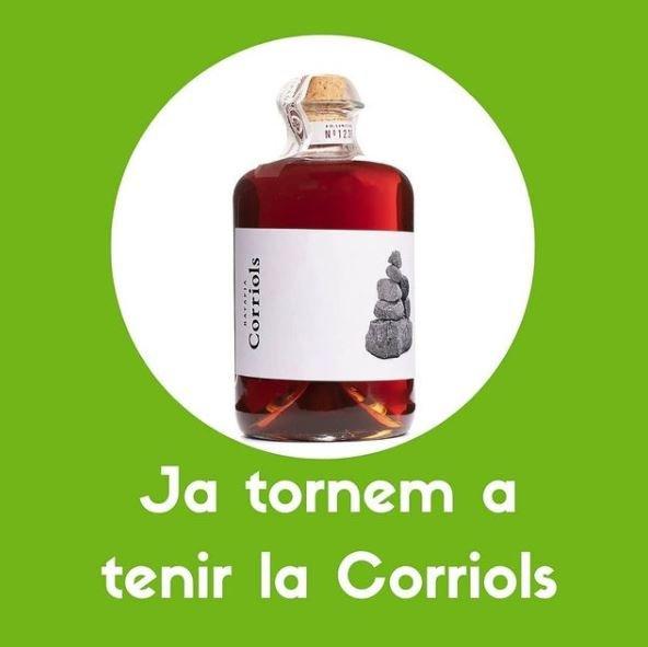 Ratafia Corriols, la ratafia que Quim Torra va regalar a Pedro Sanchez