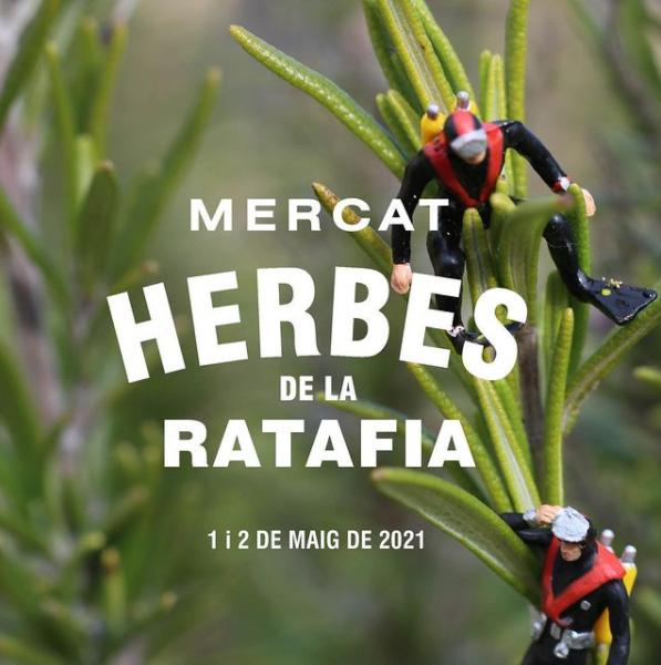 Mercat de les Herbes de la Ratafia,