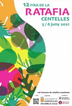 Fira de la Ratafia de Centelles 5 i 6 de juny 12a edició